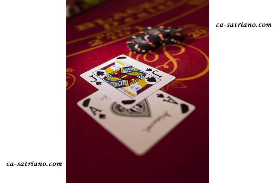 Win with New Blackjack Strategy